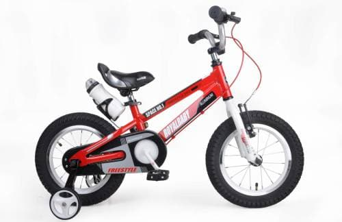 Велосипед Royal Baby Freestyle Space №1 Alloy 12