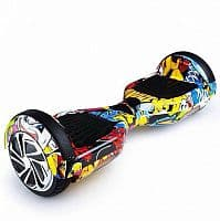 Гироскутер 6.5 дюймов Smart Balance Wheel Hip-Hop с Bluetooth
